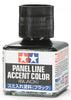 Tamiya 87131 Panel Line Accent Colour - Black