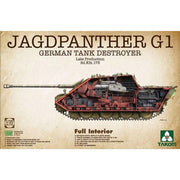 Takom 2106 1/35 Jagdpanther G1 Late Production Sd.Kfz.173