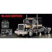 Tamiya 56336 King Hauler Black Edition 1/14 Radio Controlled Truck Kit