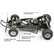Tamiya 58336 Hornet (2004) 1/10 Off-Road RC Kit