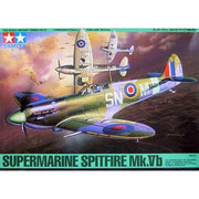 Tamiya 61033 1/48 Supermarine Spitfire VB Plastic Model Kit