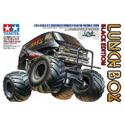 Tamiya 58546 Lunch Box Kit Black Edition 1/12 RC Off Road Kit