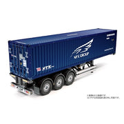 Tamiya 56330 NYK 40ft Container Semi-Trailer for 1/14 Radio Controlled Truck Kit