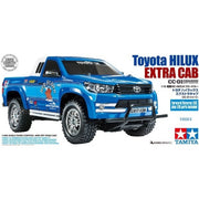 Tamiya 58663 Toyota Hilux Extra Cab 4WD 1/10 CC-01 Chassis
