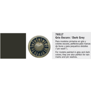 Vallejo 76517 Model Wash 517 Dark Grey 30ml