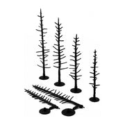 Woodland Scenics TR1125 4in - 6in Tree Armatures