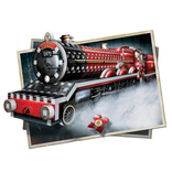 Wrebbit 3D Harry Potter Hogwarts Express