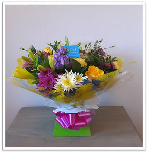 Bright and Cheerful Selection Bouquet