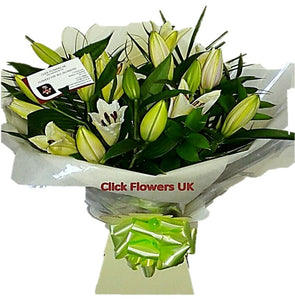 Choice Lilly Selection Bouquet