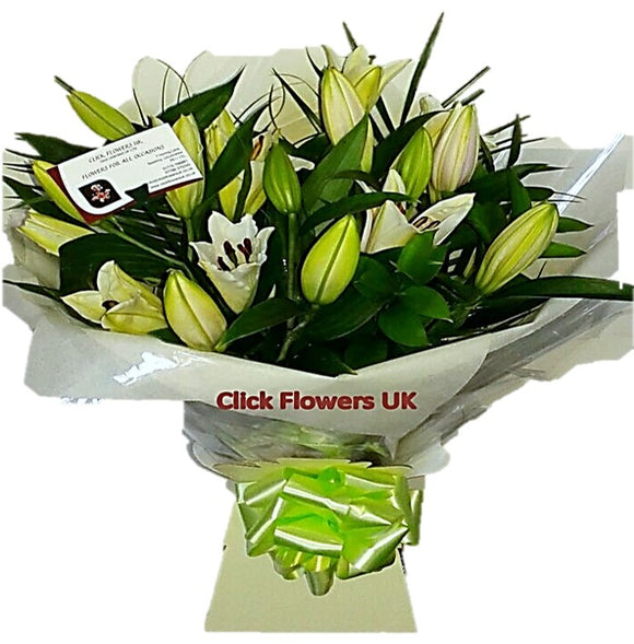 Choice Lily Selection Bouquet