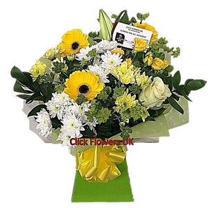 Fresh Breeze Selection Bouquet