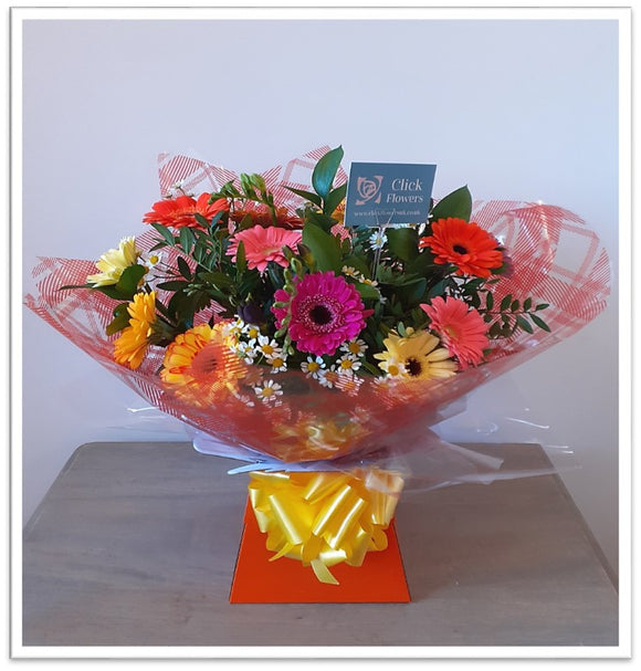 Gerbera Selection Bouquet