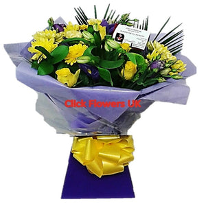 Highlight Yellow Selection Bouquet
