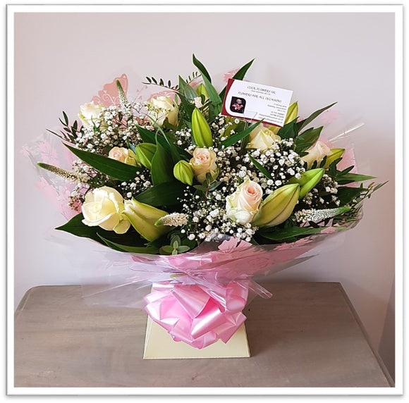 Lily & Rose Selection Bouquet