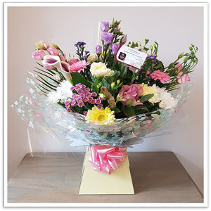 Pastel Selection Bouquet