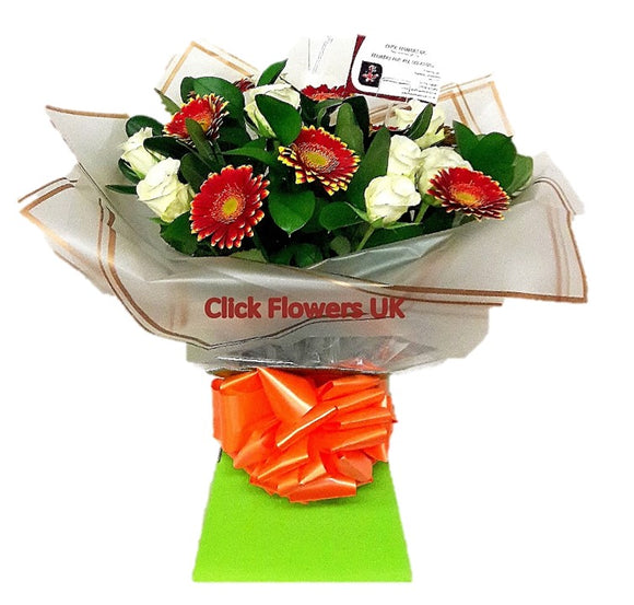 Rose & Gerbera Selection Bouquet