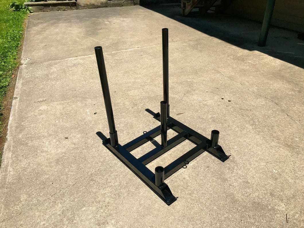 Custom Weight Sled