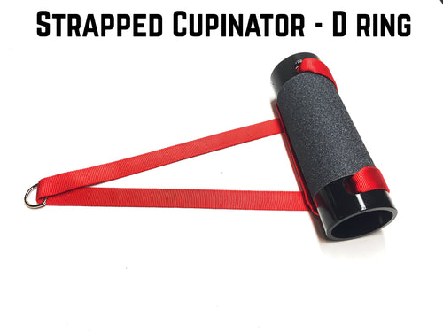 Strapped Cupinator