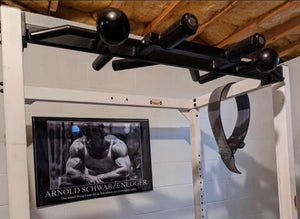 Custom Pullup Station