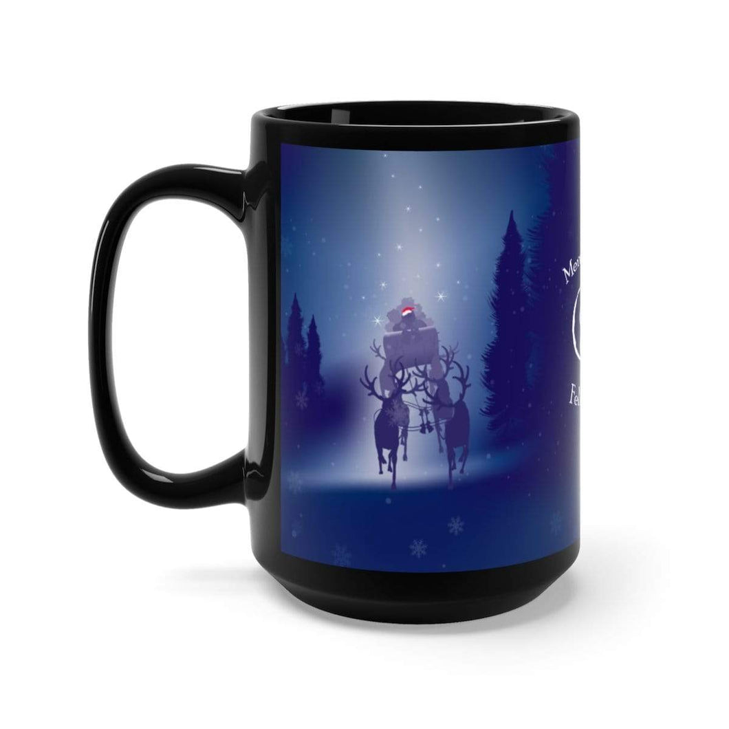 Silent Night - Big 15oz  Mug
