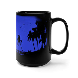 Smuggler's Run - Black Big Mug - Pirate's Tale