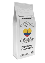 Load image into Gallery viewer, Together For Colombia - Relief Benefit - Breakfast Blend