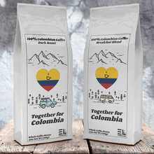 Load image into Gallery viewer, Together For Colombia - Relief Benefit - Dark Roast