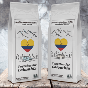 Together For Colombia - Relief Benefit - Dark Roast