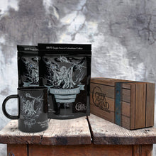 Load image into Gallery viewer, Wizard's Mist Coffee and Big Mug - Coffee Crate Gift Super Set