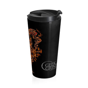 Dwarven Dawn Stainless Steel Travel Mug