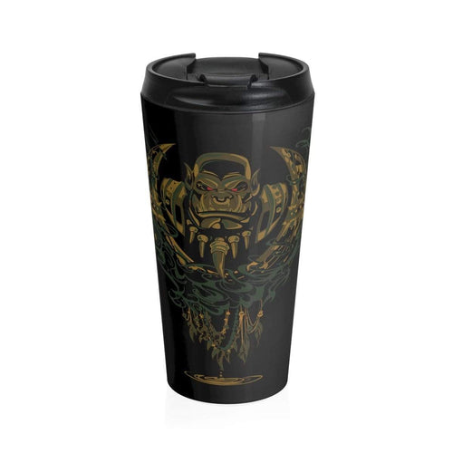 Siege Fuel - Legion -  Stainless Steel- Do Not Travel Mug