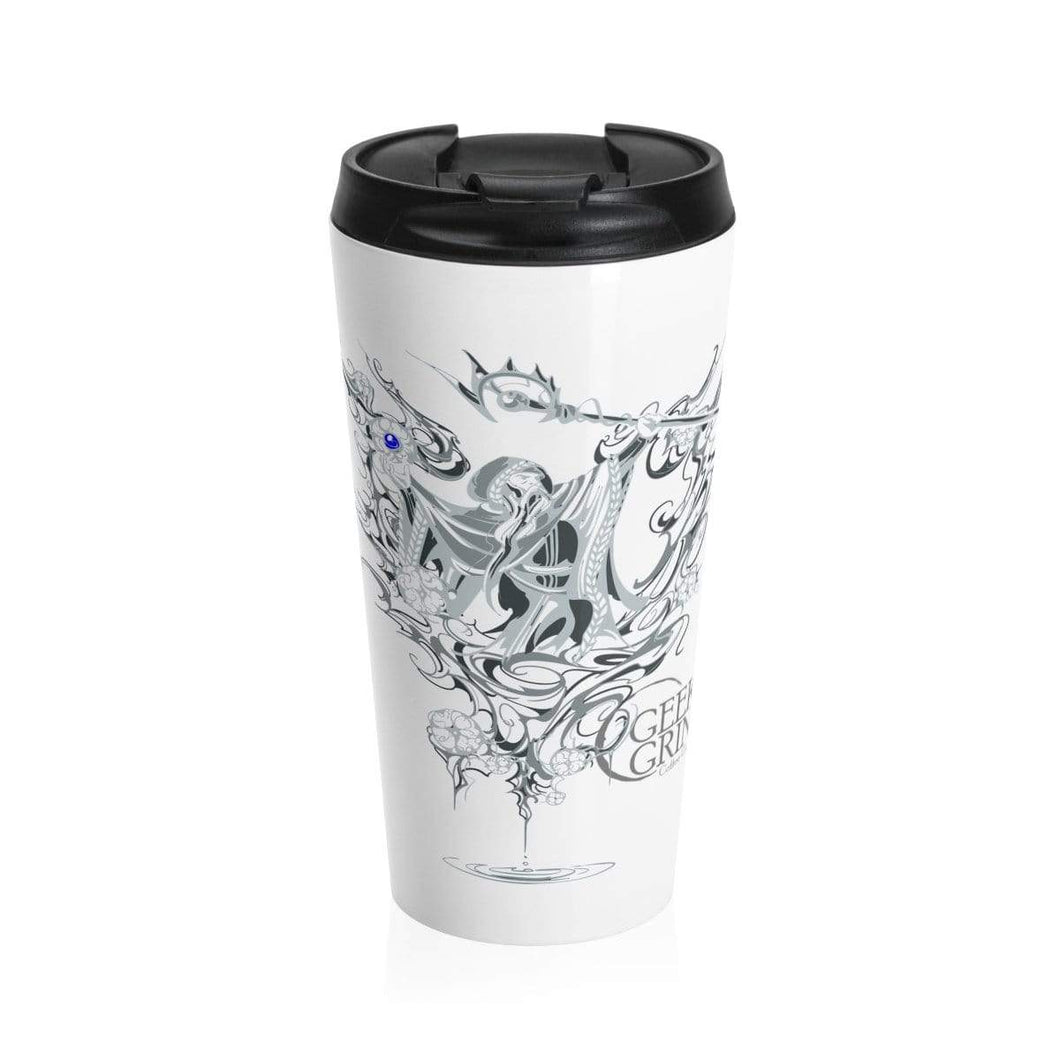 Wizard's Mist Stainless Steel Travel Mug