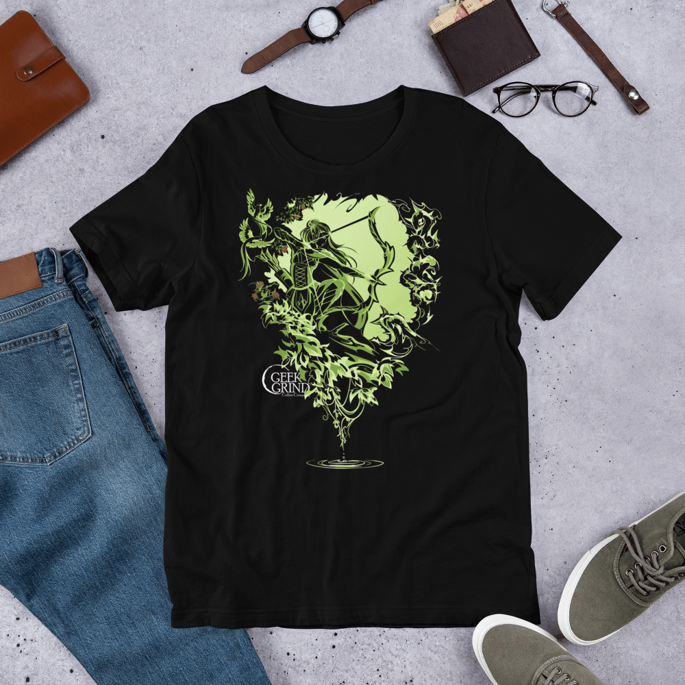 Elven Enlightenment Soft and Durable Tee