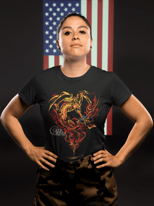 Dragon's Roast Soft and Durable T-Shirt