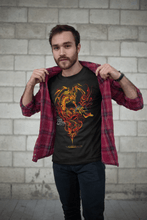 Load image into Gallery viewer, Dragon's Roast Soft and Durable T-Shirt