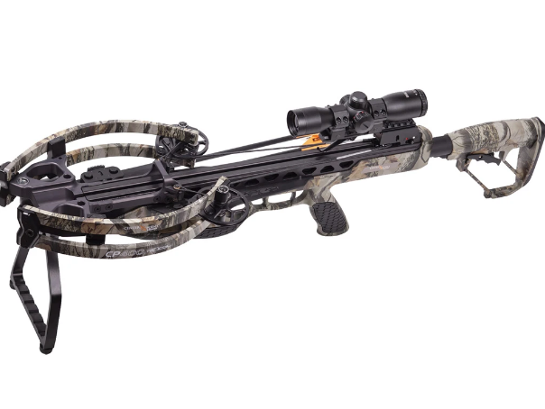 Centerpoint CP400 Crossbow: A Review