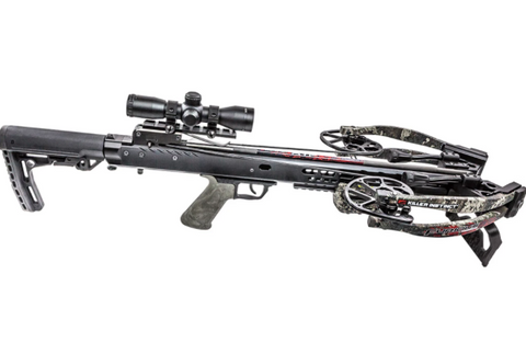 Killer Instinct Furious Pro 9.5 Crossbow