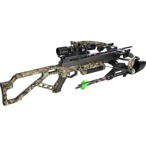 Excalibur Micro Axe 340 Crossbow Package Mossy Oak