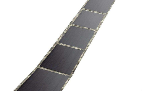 Image of BAKCOU 200 Watt Solar Panel for Electric Hunting Bikes