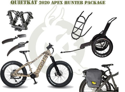 2020 QuietKat Apex Hunter Package