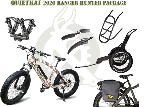 2020 Quietkat Ranger Hunter Package