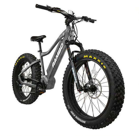 Image of Rambo Rebel 1000W Carbon XPS Electric Hunting Bike