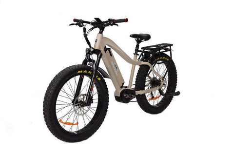 Image of BAKCOU Mule Elite Electric Hunting Bike