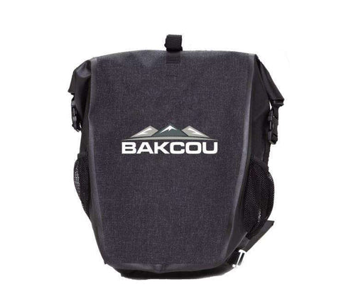Image of BAKCOU Dual Use Backpack/Pannier Bagpack