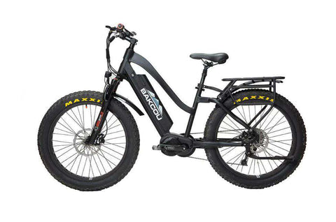 BAKCOU Mule Step Through Elite Electric Hunting Bike