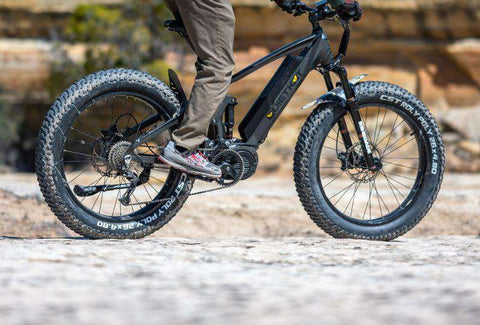 Image of Jeep® e-Bike powered by QUIETKAT