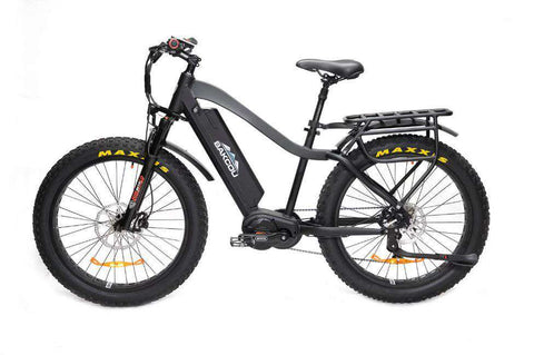 BAKCOU Mule Elite Electric Hunting Bike