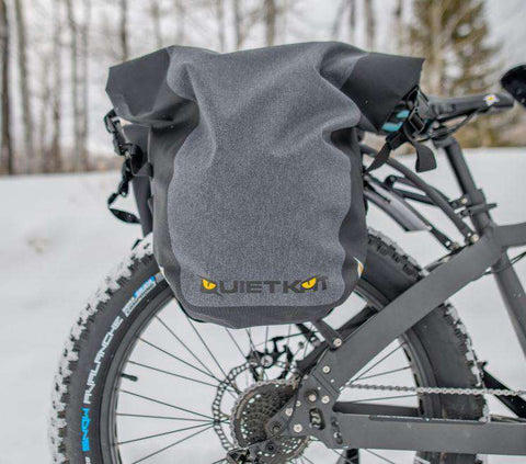 Image of 2020 Quietkat Pannier Bag (Single Bag)