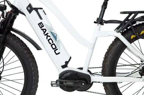 Image of BAKCOU Mule Step Through Elite Electric Hunting Bike