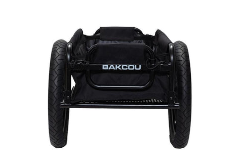 BAKCOU Folding Hunting Trailer
